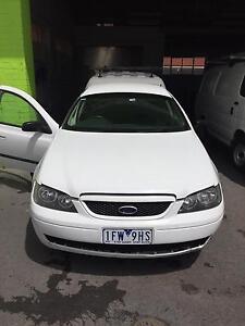 Ford BA ute Coburg North Moreland Area Preview