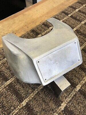 Clausing 8520 Mill Milling Machine Head Unit Belt Pulley Guard