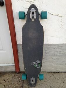 Sector 9 longboard in near new condition