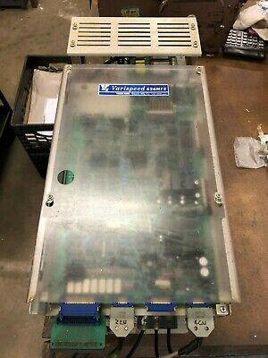 Yaskawa Transistor Inverter Varispeed 626mt Ii - Cimr-mtii-11k