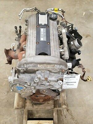 2003 CHEVY CAVALIER 2 2 ENGINE MOTOR ASSEMBLY 250,