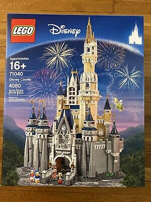 LEGO 71040 Disney Castle Hard to Find SEALED FREE SHIPPING