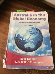 HSC economics textbook North Turramurra Ku-ring-gai Area Preview