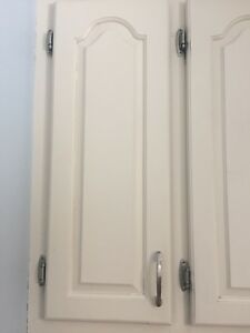 Solid Wood Kitchen Cabinet Doors painted