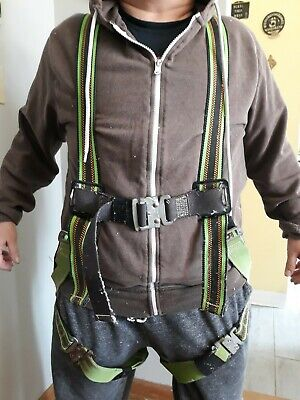 Miller Duraflex Ultra Safety Harness Preowned 2007