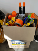 Nerf Gun Collection LOTS McDowall Brisbane North West Preview