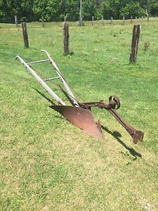 Great old horse plow $150