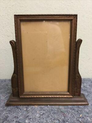 Antique Standing Photo Frame-No Image