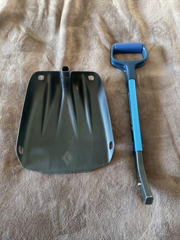Black Diamond Evac 7 Snow Shovel