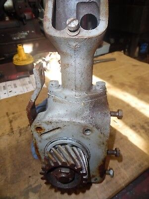 International  Farmall . H Tractor Governor  Gas Engine Old Motor Parts