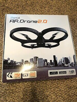 Parrot AR.Drone 2.0 Quadricopter Drone (Orange/Blue)