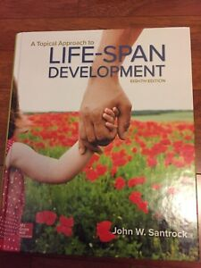A topical approach to lifespan development, 8th edition