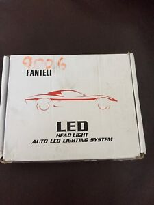 New LED car Headlights