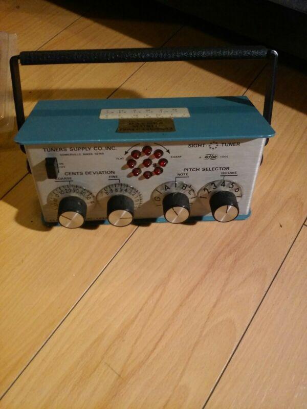 Tuner Supply Sight Tuner. Vintage