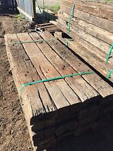 Railway sleepers available  Capalaba Brisbane South East Preview