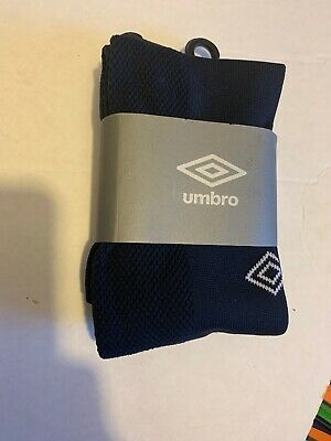 83decc386c34 Umbro Soccer Socks (1-Pair) Adult Large Dark Blue 10-13