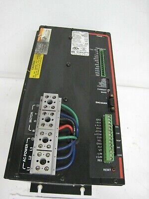 Mts Mpa-25-342 Servo Amplifier Custom Servo Motors