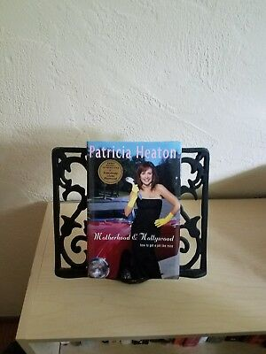 MOTHERHOOD & HOLLYWOOD - SIGNED by Actress PATRICIA HEATON 1st Edition Hardcover