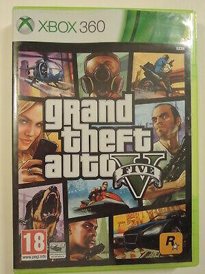 Grand Theft Auto V - DISC 1 Install DVD - XBOX 360 Spiel