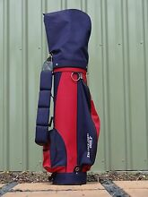 Dunlop Golf bag and 15 clubs Mudgeeraba Gold Coast South Preview