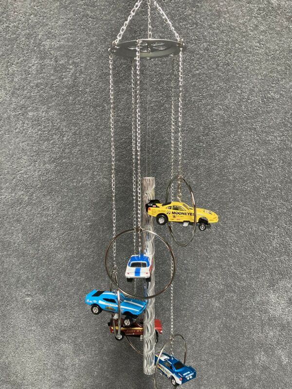 Dragster Car Wind Chime