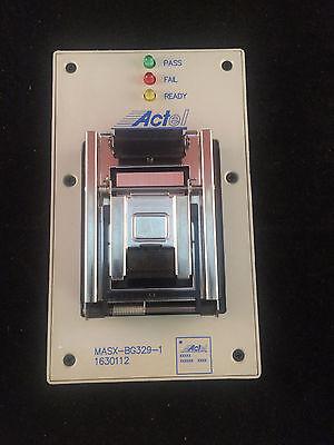 Actel Activator Fixture Masx-bg329-1 1630112