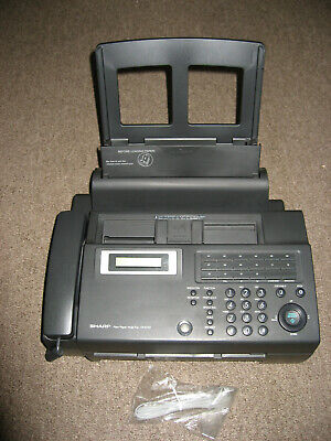Sharp Plain Paper Inkjet Fax Phone Ux-b750