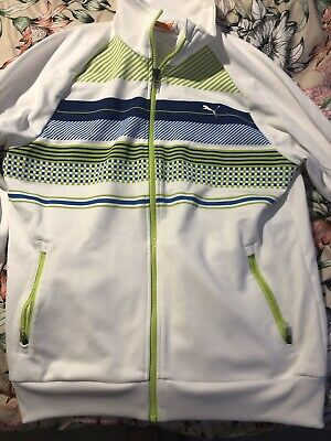 Men's Puma Golf Jacket, Immaculate Condition Size Medium