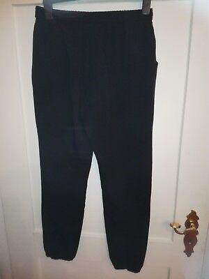 VILA CLOTHES GR M JOGGING HOSE SCHWARZ