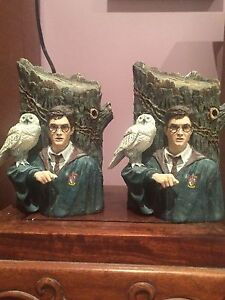 Harry Potter book-ends