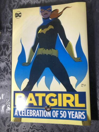 Batgirl : A Celebration of 50 Years (2017, Hardcover)