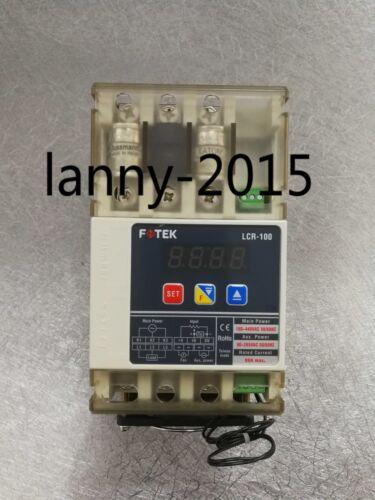 1pc New  Fotek Lcr-100