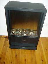 Dimplex Electric Fire Heater (looks like open fire) Engadine Sutherland Area Preview