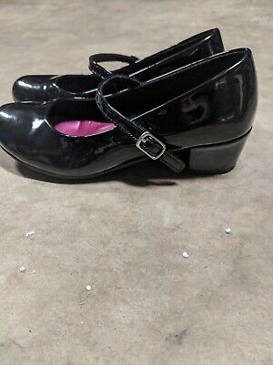 SO Black Patent Leather Dress Shoes Size 3 Black Patent Leather Kids Shoes