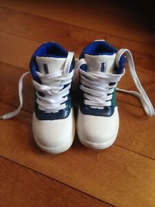 Mexx high top boys size 6 shoes