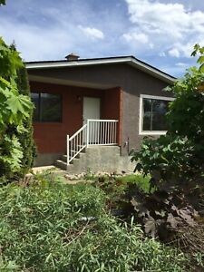 Upper house for rent in salmon arm