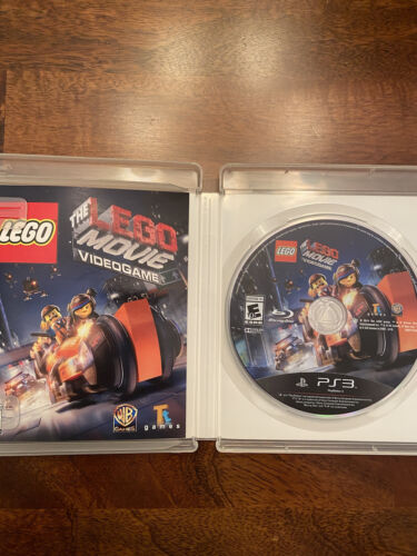 The Lego Movie Videogame PS3 - Tested Works - $7.50