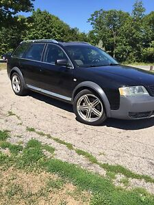 2001 Audi All road