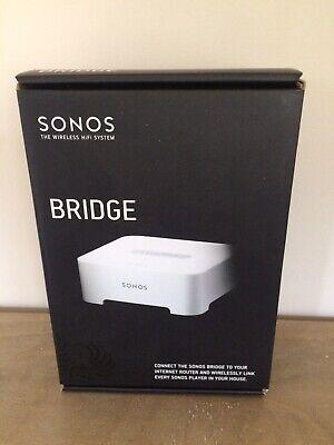 SONOS Bridge, Pre-owned In Box, Excellent Condition