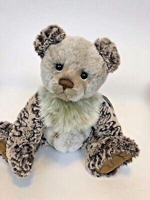 Julian by Charlie Bears. 12 (Julian Bear)