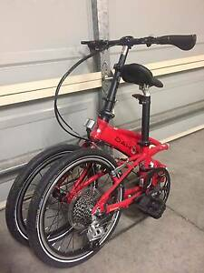 Dahon Foldable bike Hornsby Hornsby Area Preview