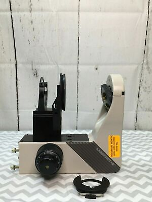 Nikon Labophot-2  Microscope Focus Assy -with 5 Nose Piece