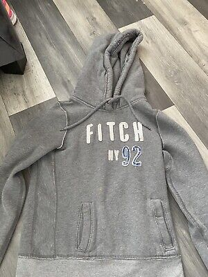 Womens Abercrombie And Fitch Hoodie Small