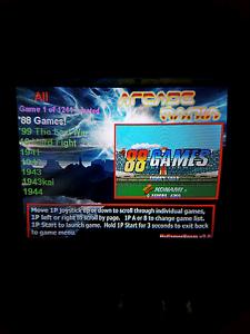 1200 GAMES Arcade Machine - BLACK THUNDER Pooraka Salisbury Area Preview