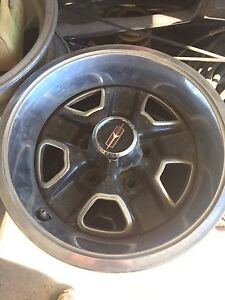 Olds cutlass rally rims