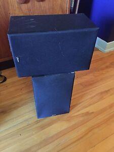Zenith speakers. 30w