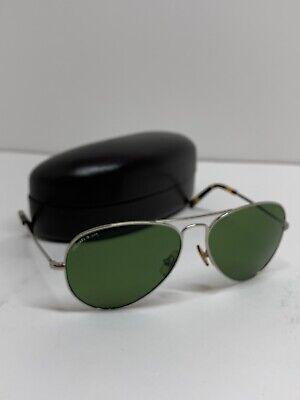 Michael Kors Jet Set M2047S Metal Aviator Sunglasses