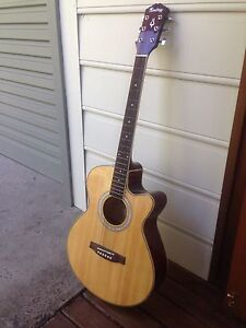 Monterey Acoustic Guitar Revesby Heights Bankstown Area Preview