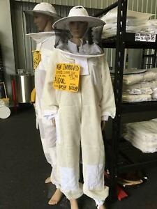 Beekeeping Equipement Improved 3 Layer Ventilated Beekeeping Suit Carole Park Ipswich City Preview