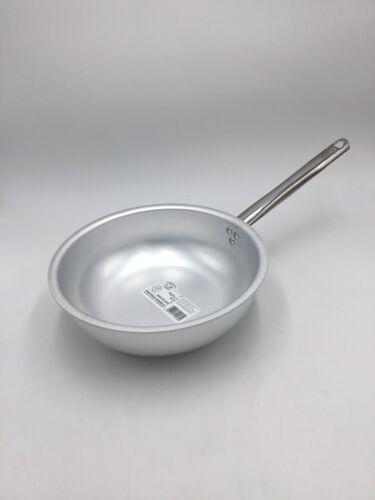 Padella Alta 28cm A Mantecare Agnelli Professional Cookware